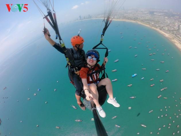 """Flying over Tien Sa 2018"": A chance to admire Da Nang - ảnh 8"