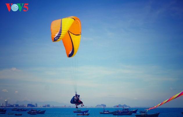 """Flying over Tien Sa 2018"": A chance to admire Da Nang - ảnh 9"