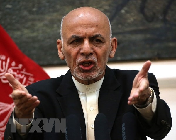 Afghanistan presidential election date announced - ảnh 1