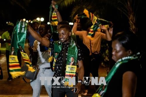 Mnangagwa wins Zimbabwe election - ảnh 1