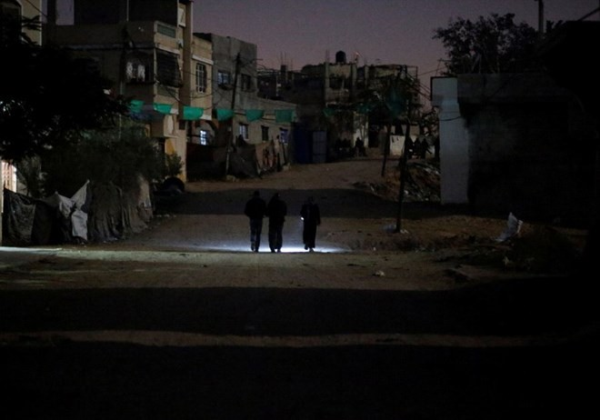 UN warns of severe energy crisis in Gaza - ảnh 1