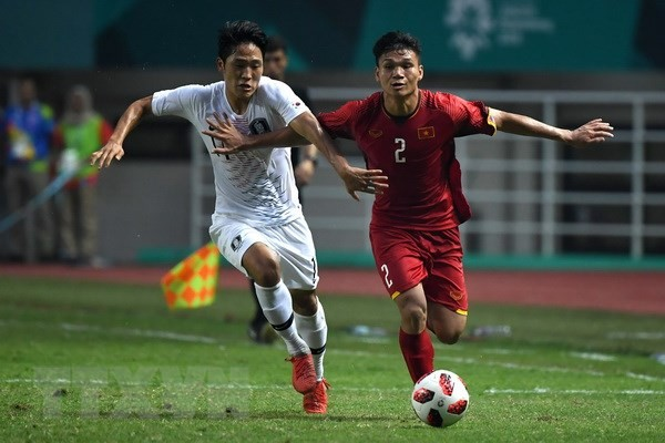 Foreign media praises Vietnam football team performance at ASIAD - ảnh 1