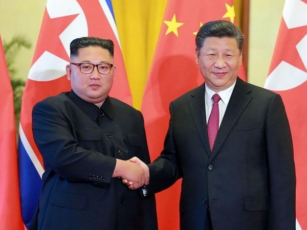 North Korea ready to maintain close relations with China - ảnh 1