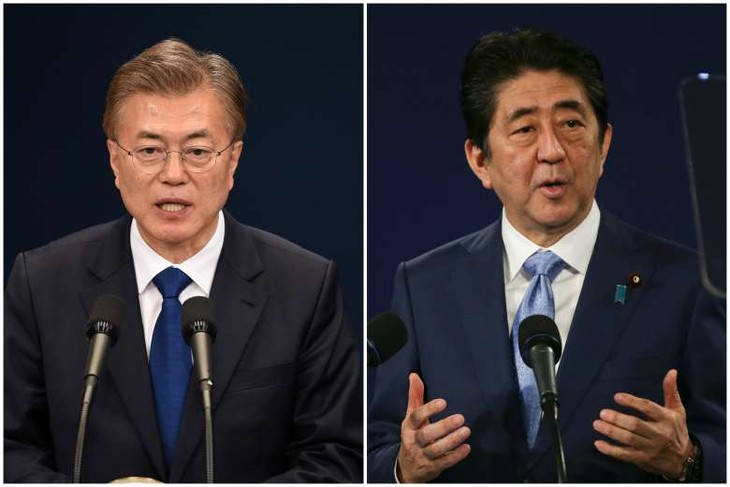 Japan wants to strengthen relations with South Korea - ảnh 1