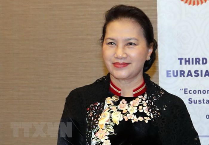 NA Chairwoman begins official visit to Turkey - ảnh 1