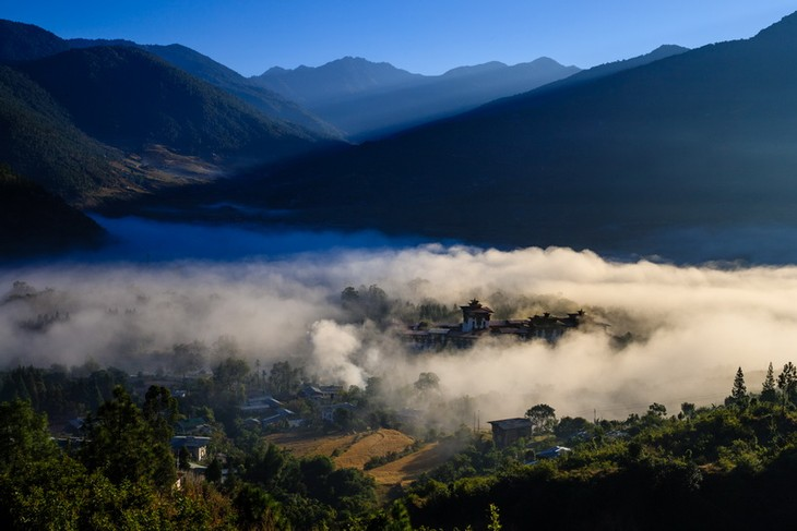 The beauty of Bhutan in the eyes of a Vietnamese photographer - ảnh 4