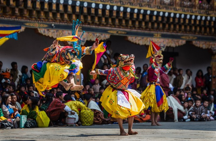 The beauty of Bhutan in the eyes of a Vietnamese photographer - ảnh 3