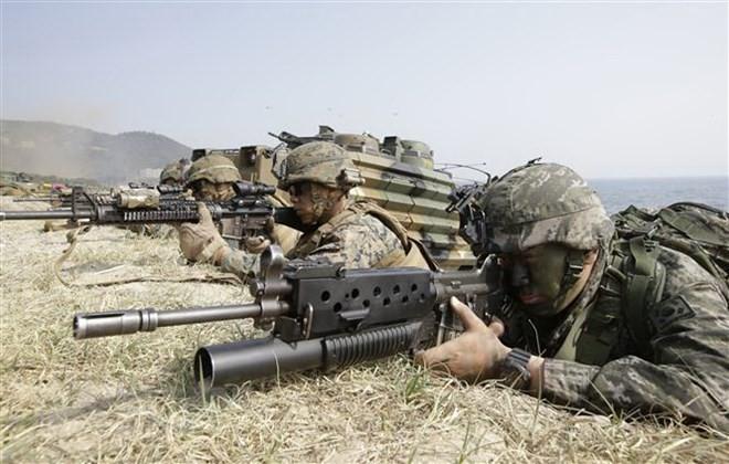 South Korea, US sign guildlines on joint defense  - ảnh 1