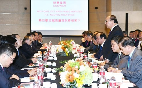 PM: Vietnam, China enjoy fruitful comprehensive partnership - ảnh 1