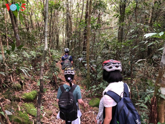 The adventurous path through Ngu Ho to Do Quyen waterfall - ảnh 2