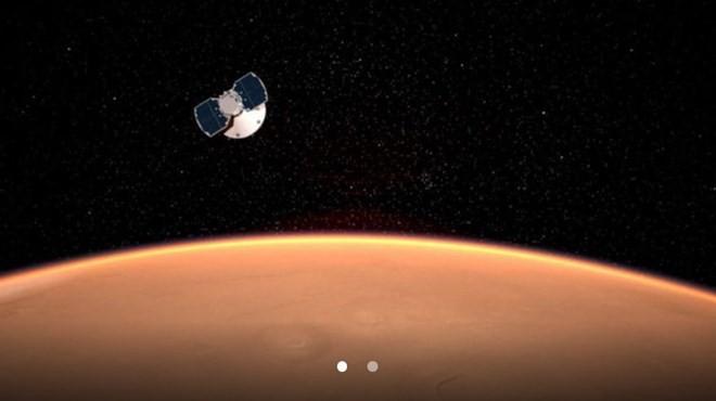NASA probe prepares to land on Mars - ảnh 1