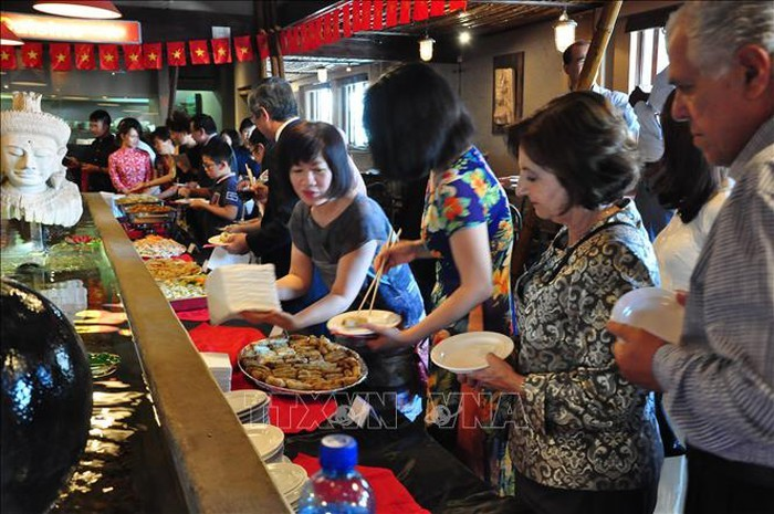 Vietnamese tourism, cuisine introduced in South Africa - ảnh 1