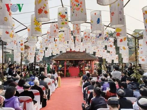 Press festivals celebrate Lunar New Year - ảnh 1