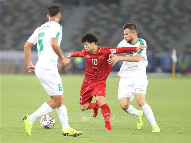 Korean Times praises Vietnamese striker - ảnh 1