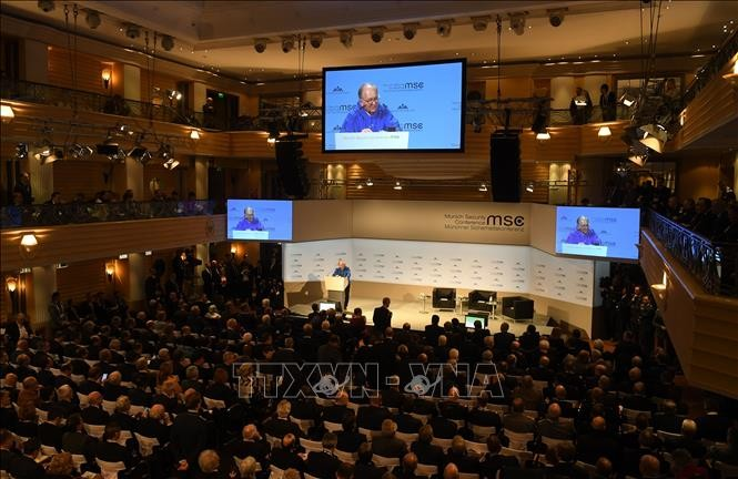 World order faces serious problems: Munich Security Conference - ảnh 1