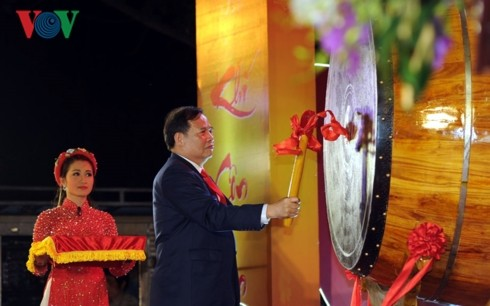 Con Son-Kiep Bac Spring festival honors Truc Lam Zen Buddhism - ảnh 1