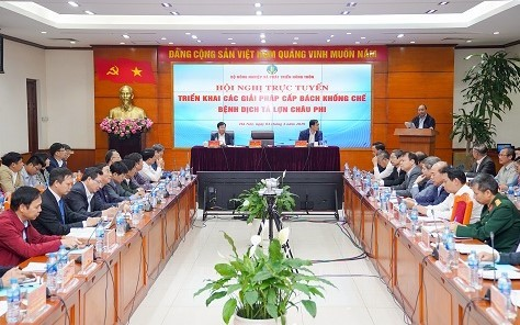 Swift action needed to prevent African swine fever: PM - ảnh 1