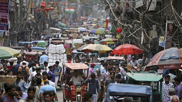 India likely to overtake China as most populous country by 2027 - ảnh 1