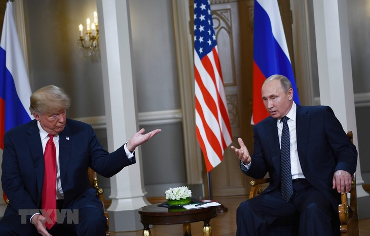 Kremlin: Putin and Trump may meet before G20 Summit - ảnh 1