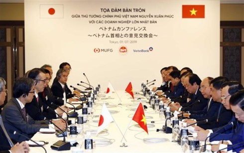 PM: Vietnam welcomes high-quality projects from Japan - ảnh 1
