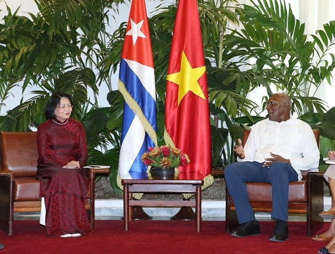 Vietnam, Cuba boost economic ties - ảnh 1