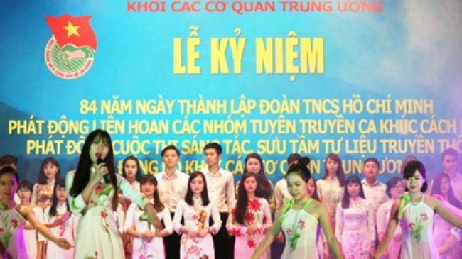 Activities to mark 84th anniversary of the Ho Chi Minh Communist Youth Union - ảnh 1