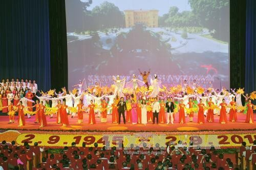 Activities take place nationwide to mark the August Revolution and National Day  - ảnh 2