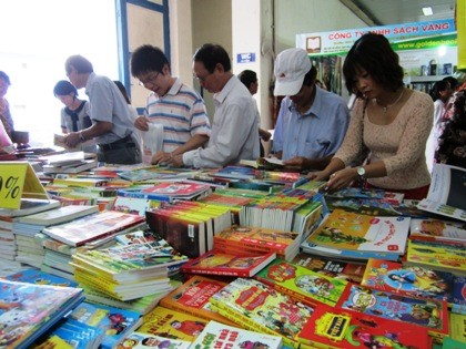 5th Vietnam international book fair to be held - ảnh 1