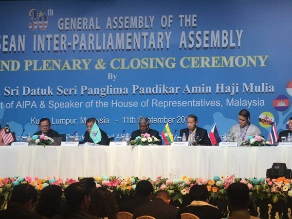 36th AIPA General Assembly winds up - ảnh 1