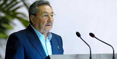 Cuba's Raul Castro to address the UN General Assembly  - ảnh 1