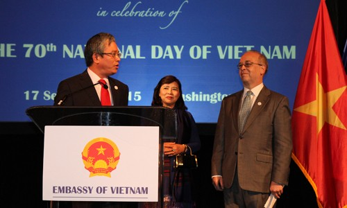 70th anniversary of Vietnam's National Day celebrated in the US - ảnh 1
