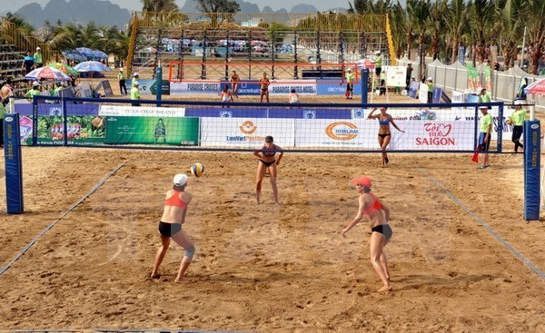42 countries to compete at the Asian Beach Games 2016 in Da Nang - ảnh 1