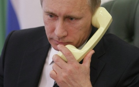 Russian, German, French leaders hold phone conversation on Ukraine - ảnh 1