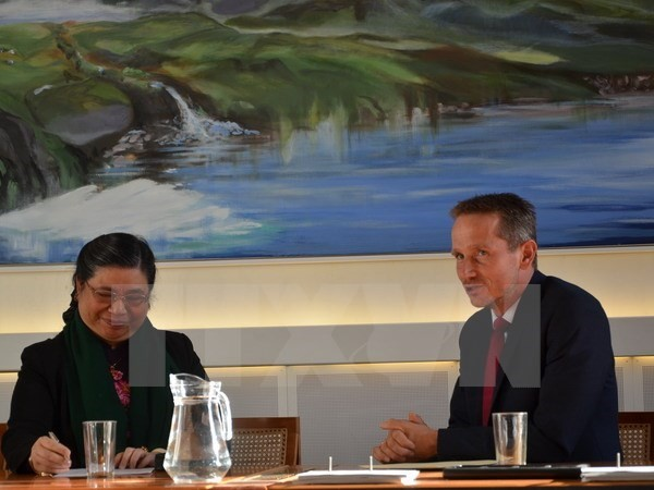 Vietnam, Denmark seek new forms of cooperation - ảnh 1
