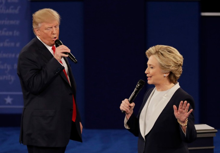 American opinions about second debate of presidential candidates - ảnh 1
