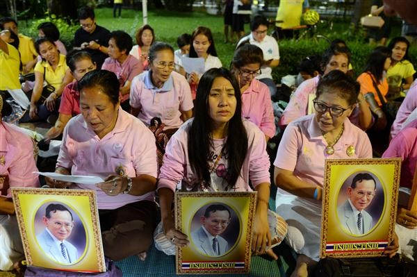 Thai King Bhumibol Abdulyadej in poor health - ảnh 1