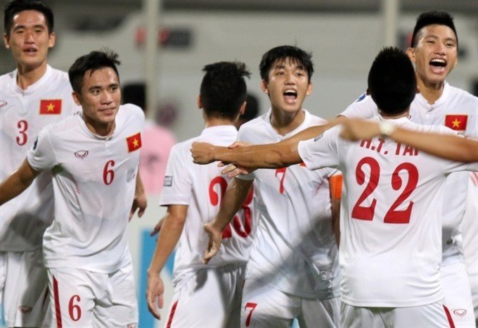 Vietnam U19 qualify for U20 World Cup 2017 - ảnh 1