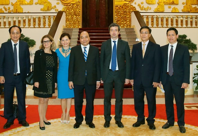 Vietnam, Italy ministries set up law, justice cooperation - ảnh 1