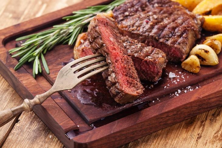 Rib-eye steak - ảnh 2