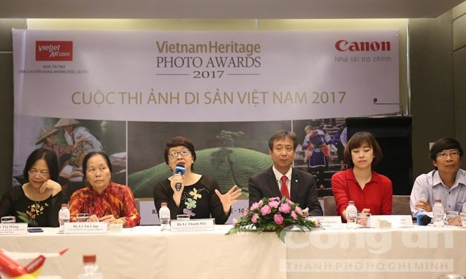 Sixth Vietnam Heritage Photo contest launched - ảnh 1