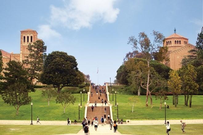Vietnam National University, University of California further cooperation - ảnh 1