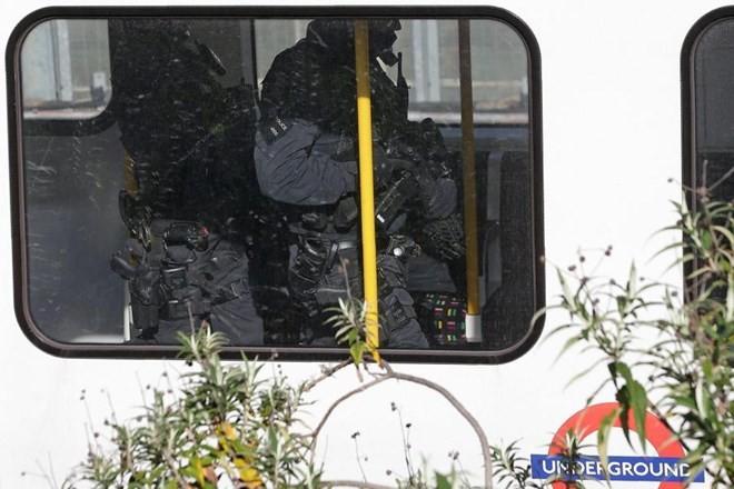 British police name a suspect of London subway blast  - ảnh 1