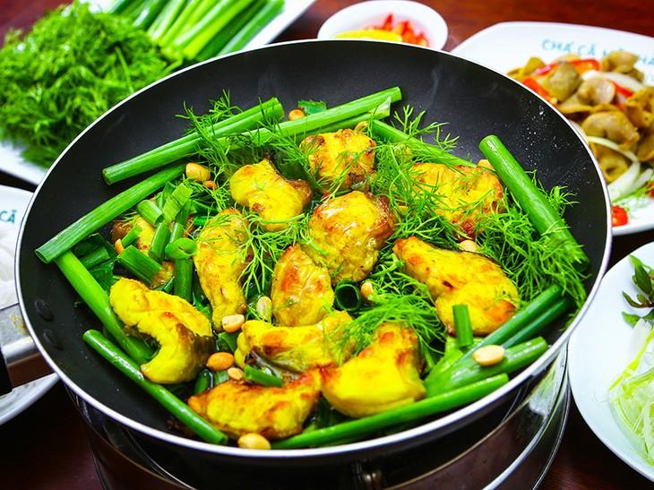 Thang Long grilled fish - ảnh 2