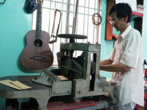 The last bookbinder in Ho Chi Minh City - ảnh 2