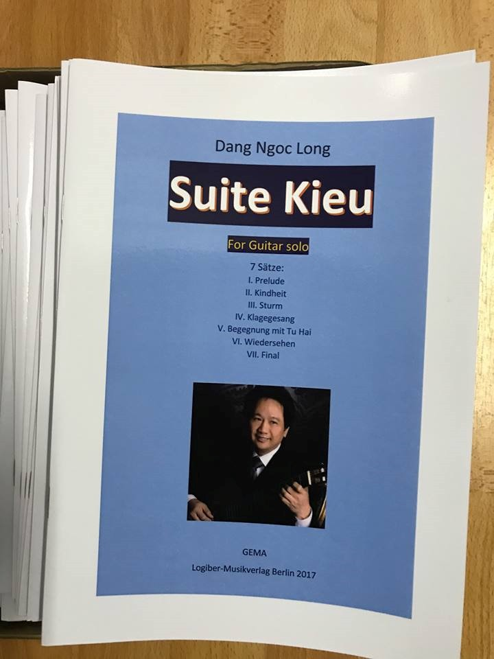 The Tale of Kieu featured in new suite  - ảnh 2
