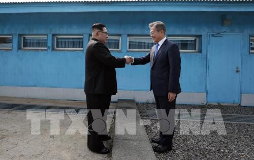 Two Koreas' high-level meeting scheduled for this week - ảnh 1