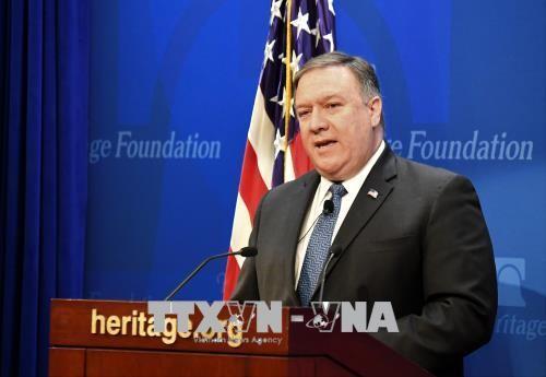 Pompeo: US makes 'no concessions' to North Korea - ảnh 1