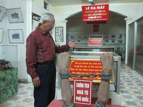War veteran builds museum to honor comrades - ảnh 1