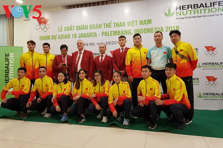 Vietnam hopes to win at least 3 gold medals at ASIAD 2018 - ảnh 1