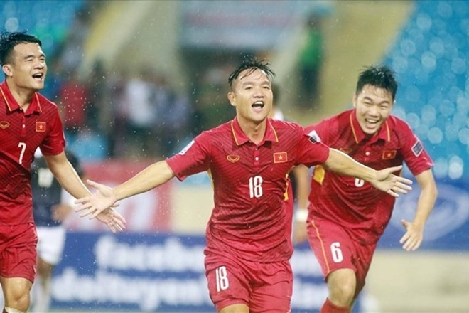 Vietnam up nearly 900 points in FIFA rankings - ảnh 1